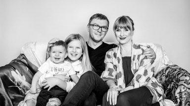 Ühe aastaga kaks filmirolli ja ühe beebi saanud Hilje Murel: mul tegelikult ei olnud plaani lapse kõrvalt nii vara tööle minna