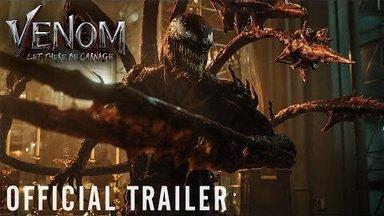 """KINOFILMIDE TOP 7   Bondi-filmi trumpas üle """"Venom: Carnage alustab"""""""
