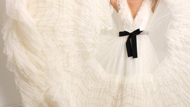 FOTOD | Mammu Couture viskab dressid nurka, esitledes moenädalal suurejoonelisi kleite
