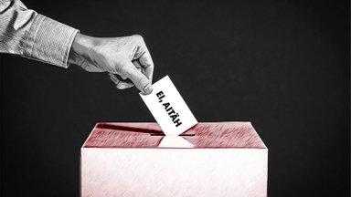"""KOLUMN   Olev Remsu: kõigi vastu! Järgmistel valimistel võiks bülletäänis olla ka lahter """"mitte ükski nimetatutest""""."""