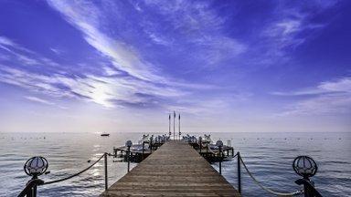 Hotell Türgis, kus pakutakse päikese kõrvale mugavust ja luksust