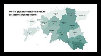 KUULA SAADET   Tööandjate Keskliidu pooltund: Eesti metsa- ja puidusektor on mitmes mõttes eriline