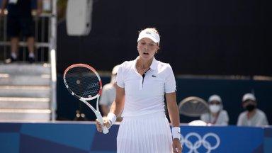 Анетт Контавейт вышла во второй круг на турнире в Москве
