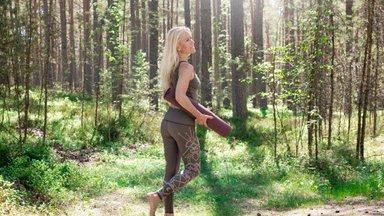 Saa teada kuidas saavutada keha ja vaimu tasakaal jooga abil