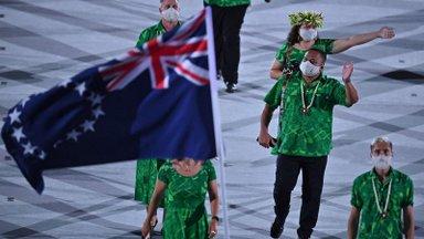 Eksootilise saareriigi sportlaste teekond Tokyo olümpialt koju venis 13 nädala pikkuseks