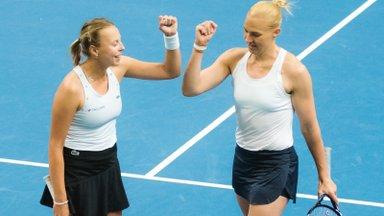 Контавейт и Канепи узнали соперниц на Открытом чемпионате Франции