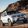 Väikemaastur uues kuues: BMW avaldas uuenenud X3