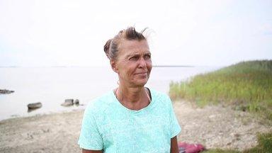 VIDEO   Katrina Lehise esimene treener Helen Nelis-Naukas: senini on nutunägu peas