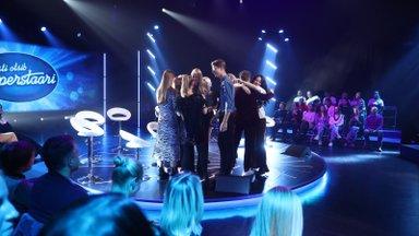 BLOGI JA FOTOD   Tõetund: selgusid kolm noort lauljat, kes pääsesid superstaarisaate teisest stuudiovoorust edasi