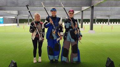 Eesti naisjuuniorid tulid MM-il neljandaks