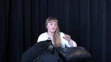 "ERKI MOESHOW 2021 | Karin Kreek ""DEFORESTED LIVES/ the Sacrifice"""