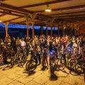 В субботу в Нарве состоится большой ночной велозаезд Tour d'ÖÖ