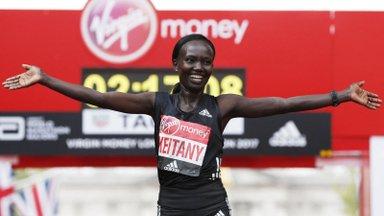 Maratoni maailmarekordiomanik lõpetab karjääri