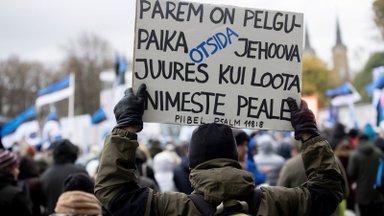 Igor Ahmedov: kristlase ja teoloogina oli mul kurb näha piiblikohti protestiplakatitel