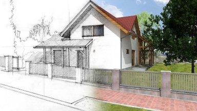 Osa 2. Ehitusprojekt, ehitus- ja kasutusluba. Mida panna tähele, et tulevasest majast saaks unelmate kodu?