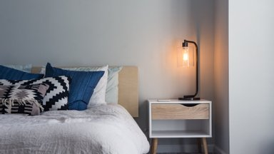 Õige värvivalik magamistoas toob hea une