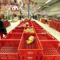 Soome kaubandusgrupid kutsuvad Eesti toiduaineid Soome turule
