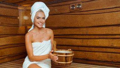 10 nippi, kuidas saunast oma ilu heaks kasu lõigata ja miks tuleb sauna minna kahe vihaga