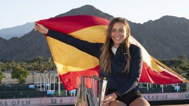 TÄISPIKKUSES | Indian Wellsi naisüksikmängu võitja selgus kolmetunnises trilleris