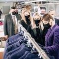 Tuntud Eesti rõivabränd tegi pandeemia puhkedes nädalaga tootmisplaani ümber