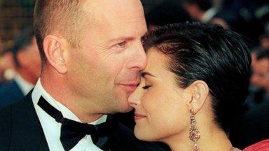 Ränga lapsepõlvega Demi Moore tõusis kiirelt Hollywoodi eliiti, ent muinasjutulisel elul ja abieludel oli kurb varjupool