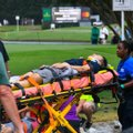 VIDEO | Golfiturniir sattus äikesetormi küüsi, kuus inimest viidi haiglasse