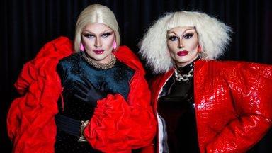 Drag queen 'id Vilita ja Nordika: laval kanname mitu paari sukke, poroloonist tagumikku, korsetti — selle kõige all on päris saun