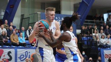 Kalev/Cramo alistas võõrsil Nižni Novgorodi ning avas ka Ühisliigas võiduarve