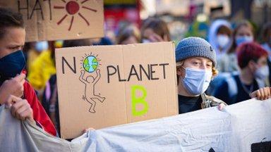Kas maailma juhid suudavad meid päästa? Peagi algab inimkonna tuleviku määrav tippkonverents