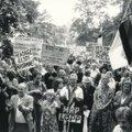 VAATA | Mis oli kavas ENSV esimesel avalikul protestimiitingul Hirvepargis?