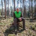 Лесничий Андрес Сепп: право голоса означает и ответственность общины за леса