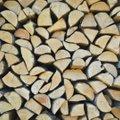 Vokas süttisid ridaelamuboksi keldrisse ladustatud küttepuud