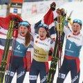 Suusaalade MM-i uuel alal läks kolmikvõit Norrasse
