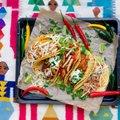 Värske ja värviline Mehhiko köök