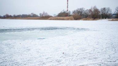 КАРТА | Ограничения на выход на лед внутренних водоемов смягчены. Следите за ситуацией по приложению!