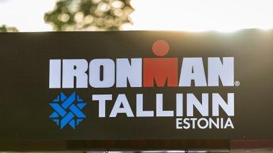 KAART | Ironmani võistlus toob nädalavahetusel Tallinnas ja Harjumaal suured liiklusmuudatused