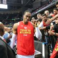 Dwight Howard vahetab klubi, Lakers sai venelasest lahti