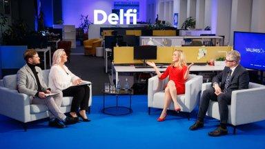 JÄRELVAADATAV | Delfi TV valimissaade täismahus: valimisvõitjad selgusid rahulikult, pinget pakkus lõpus vaid Tallinn