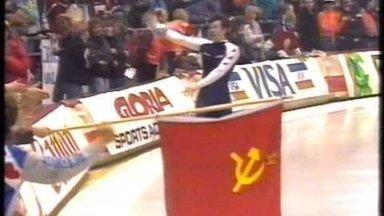 Скончался знаменитый советский конькобежец, многократный чемпион мира
