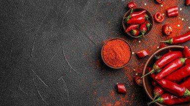 8 viisi, kuidas säilitada tšillisid ja paprikaid
