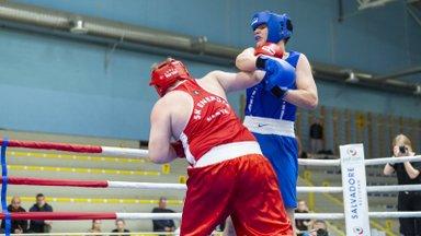 Noored poksimeistrid selgunud, riigi parimad poksijad selguvad nädala lõpus