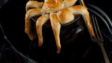 Õudselt elegantne õhtusöök: valmista halloweeniks äge muumia, hirmus ämblik või jube silmamuna