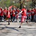 Таллинн организует для детей и подростков летние тренировки