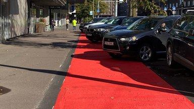 FOTO | Tallinna uuest rattateest sai autoparkla