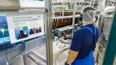 Saku Õlletehase tootmisjuht: tootmises on väga põnev, päriselt