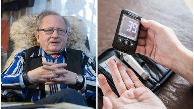 Adik Levin: diabeedihaigeid saaks aidata märksa paremini, kuid riigil on ükskõik
