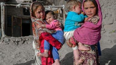 В Афганистане миллиону детей угрожает смерть от голода до конца этого года