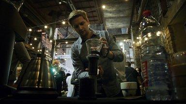 SENSOR   Kas mehel, kes ei võta kohvi suu sissegi, on võimalik läbi lüüa kohvi valmistamise meistrivõistlustel?