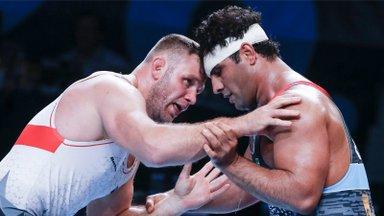 Nabi: ma ei käi, pea maas ja häbi silmis, vaid valmistun olümpiaks