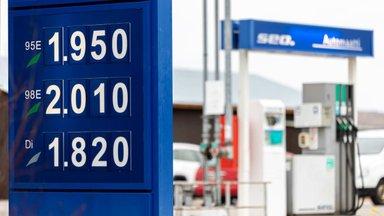 Eesti jõuab samale tasemele? Põhjanaabritel kerkis bensiiniliitri hind kahe euroni